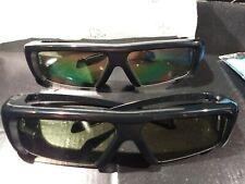 2 paires de lunettes 3D samsung SSG-3100GB 1 neuve l'autre comme neuve
