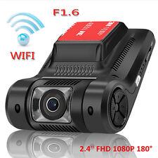 "2.4"" HD 1080P Car Dash Cam DVR Recorder 170° Dashboard Camera Loop Recording HDR"