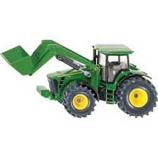 Siku - John Deere with front loader - 1:50 Scale NEW toy model # 1982