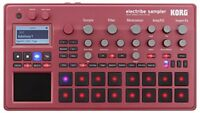 KORG ELECTRIBE2S RD Sampler Analog Modeling Sounds Red F/S