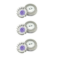 3 x Shaver Heads Blade Cutter for Philips Norelco 705RL 710RL 715RL 6617X 6616X