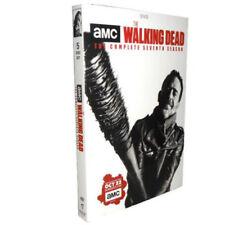 The Walking Dead: The Complete Season 7 (DVD, 2017,5-Disc Set)