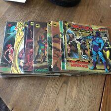 Lot of 14Vintage Master of the Universe Golden paperbacks