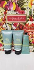Crabtree & Evelyn Set Of 3 TRAVEL SIZE Pear & Pink Magnolia UPLIFTING
