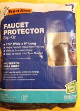 Frost King Slip-On Winter Outdoor Faucet Protector- Cover - Protects pipes