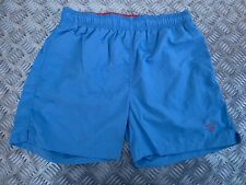 GANT BASIC FIT SWIM SHORTS LAVA BLUE 405 SMALL Classic Style Code 921816001 BNWT