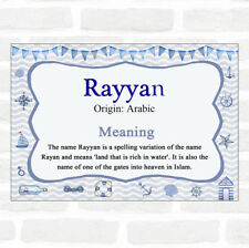 Rayyan Name Meaning Nautical Certificate