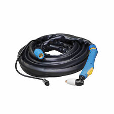 Extended Plasma Cutting Torch 24ft 3 Prong Lotos CL243 for LT5000D Plasma Cutter