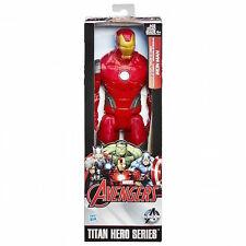 Marvel Avengers Titan Hero Series Battle Suit Iron Man Figure