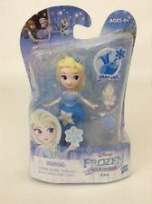 Disney Frozen Little Kingdom Princess Elsa Doll Snap-Ins Hasbro 4+ New Sealed