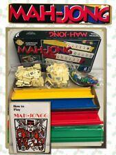 Mahjong MahJong  #166 Classic STRATEGY Game  American Version COMPLETE 699058
