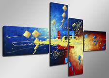 Images sur toile sur cadre 160 x 70 cm abstrait pret a accrocher 6505