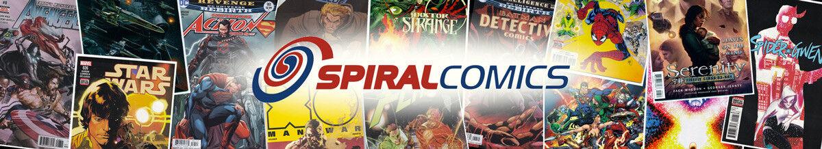 Spiral Comics