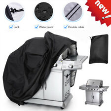 """Bbq Gas Grill Cover 57"""" Barbecue Waterproof Outdoor Heavy Duty Protect for Weber"""