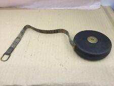 Vintage.  Leather Clad Tape Measure