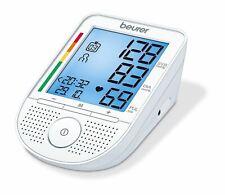 Beurer BM49 Talking/Speaking Upper Arm Digital Blood Pressure Monitor XL Display