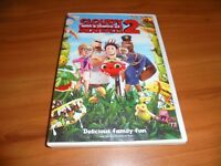 Cloudy With A Chance Of Meatballs 2 (DVD, 2014, Widescreen)