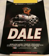 Dale The Movie Earnhardt Sr documentary Poster 2006 Nascar Goodwrench PERFECT 3