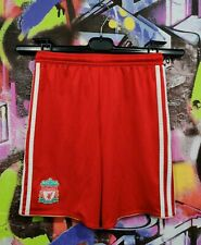 Liverpool Fc The Reds Football Soccer Training Shorts Adidas 2010 Youth size S