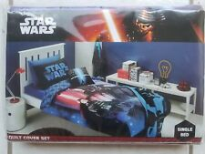 Star Wars - DV Rules Quilt  - Single Bed Quilt Cover Set