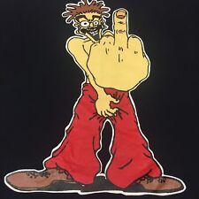 Insane Clown Posse XXL Black T-shirt Rap Psycho Juggalo Hatchet Man ICP