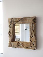 deko-spiegel aus teak fürs wohnzimmer | ebay - Deko Wandspiegel Wohnzimmer
