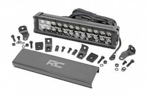 Polaris Ranger 12-inch Cree LED Light Bar By Rough Country 70912BD
