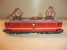 q K/1/15 Modelleisenbahn Spur TT Lok Elektrolok BR E 11 022 DR gesupert Gützold