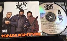 Naughty By Nature – 19 Naughty III CD ALBUM