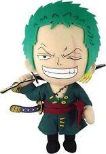 "*NEW* One Piece: Zoro 8"" Plush by GE Animation"