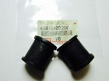 NEW GENUINE LEXUS REAR STABILIZER BAR BUSHING SET FOR RX300 48818-20290