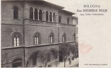 8451) BOLOGNA CASA SANTANGELO PULEJO ARCHITETTO LUIGI VERONESI.