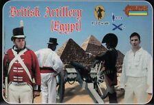 Strelets 1/72 British Artillery (Egypt) # 079