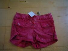 SO 14- Pampolina PRECIOSO Life Shorts, rojo talla 122-152