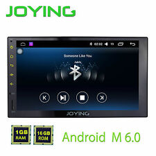 """7"""" Android 6.0 HD 1024*600 Double 2din Car stereo radio GPS Navi BT Quad core"""