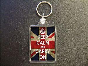 Salford City F.C Keep Calm Keyring