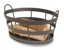 Achla Minuteman Shaker Firewood Log Bin Basket BIN-02