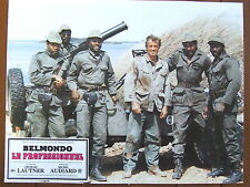 JEAN PAUL BELMONDO PHOTO EXPLOITATION LOBBY CARD LE PROFESIONNEL