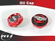Mitubishi Aluminum Alloy Oil Rocker Cover Lightweight Cap Lock Evo Engine Bay