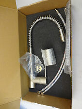 LaToscana #78PW558LFTS Single-Handle  Sprayer kitchen Faucet in Brushed Nickel-O