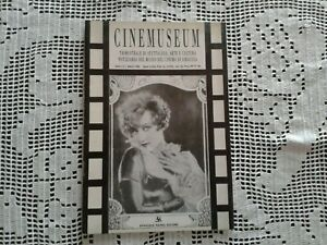CINEMUSEUM TRIMESTRALE DI SPETTACOLO ARTE E CULTURA MARZO 1993 N 1