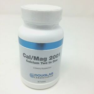 Douglas Laboratories Cal Mag 2001 90 Tablets