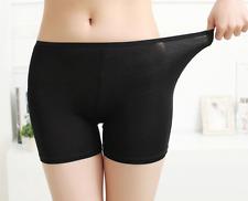 Girl Hot Pants Panties White/Black/Beige Lady Sexy Lace Safe Shorts Leggings