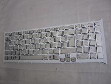 Sony Vaio PCG-71614M VPCSE Serie Tastatur FR P/N: 9Z.N6CBF.10F 9Z.N6CLF.001
