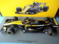 1/18 Renault Sport R.S.18 #27 Nico Hülkenberg GP China 2018 SPARK 18S346 NEU