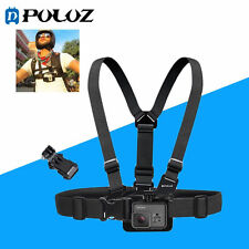 PULUZ Adjustable Body Mount Belt Chest Strap for GoPro HERO5 4 3+ 3 2 1,PU26