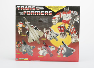 Transformers G1 Reissue Superion Aerialbot action figure brand new Gift