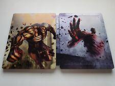 """AOT 2 """"Attack On titan 2"""" : Steelbook Vide/empty [Collector - PS4/XboxOne - G2]"""