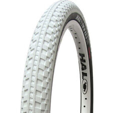 "Halo Twin Rail W Tire 26 X 2.2"" White/Black"