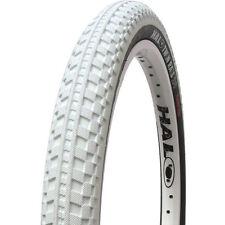 """Halo Twin Rail W Tire 26 X 2.2"""" White/Black"""